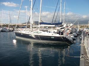 Yachtcharter-Teneriffa-las galletas-marina del sur