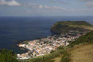 Yacht charters Azores - Sao Jorge - Velas